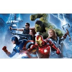 Sticker Autocollant Avengers réf 15151