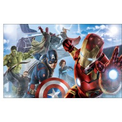 Sticker Autocollant Avengers réf 15154