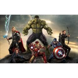 Sticker Autocollant Avengers réf 15157