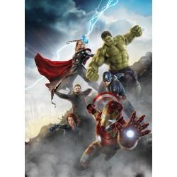 Stickers enfant géant Avengers 15168