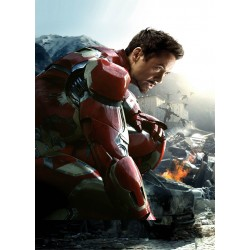 Stickers enfant géant Avengers 15171