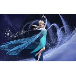 Stickers Autocollant Frozen La reine des neiges réf 15196