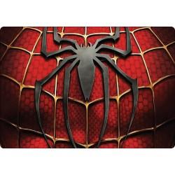 Stickers PC ordinateur portable Spiderman réf 16235