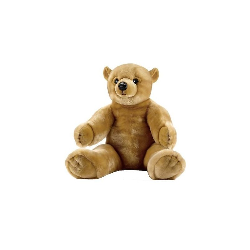 sticker enfant nounours 30x29cm stickers muraux enfant. Black Bedroom Furniture Sets. Home Design Ideas