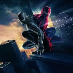 Stickers muraux géant Spiderman 15545