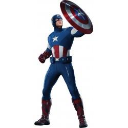 Sticker Captain América Avengers 3102