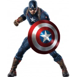 Stickers Captain America Avengers Age of Ultron 15019