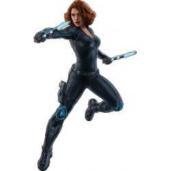 Stickers Black Widow Avengers Age of Ultron 15025