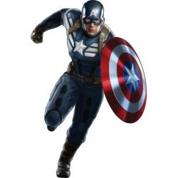 Stickers Captain America Avengers Age of Ultron 15020