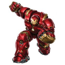 Stickers Iron Man Hulkbuster Age of Ultron 15017