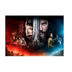 Stickers géant Warcraft 22992