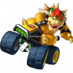 Stickers Mario Bowser réf 15083