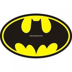 Stickers Logo Batman réf 15078