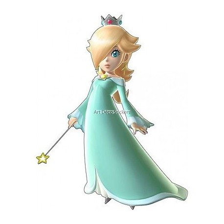 Stickers Princesse Rosalina mario 15066