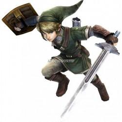 stickers autocollant Zelda réf 15028