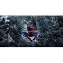 Stickers chambre d'enfant tête de lit Spiderman réf 8488