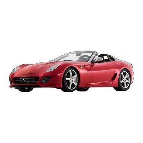 Sticker autocollant voiture Ferrari 208