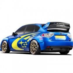 Sticker autocollant Voiture Sport Subaru Ref 028