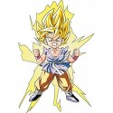 Sticker enfant Manga 9527
