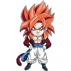 Sticker enfant Manga 9520