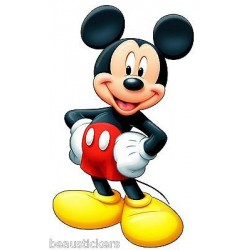 Sticker enfant Mickey 8897