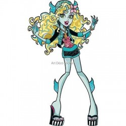 Sticker Monster High 8887
