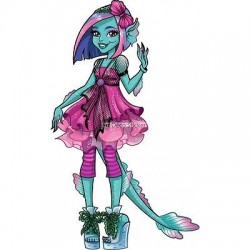 Sticker Monster High 8881