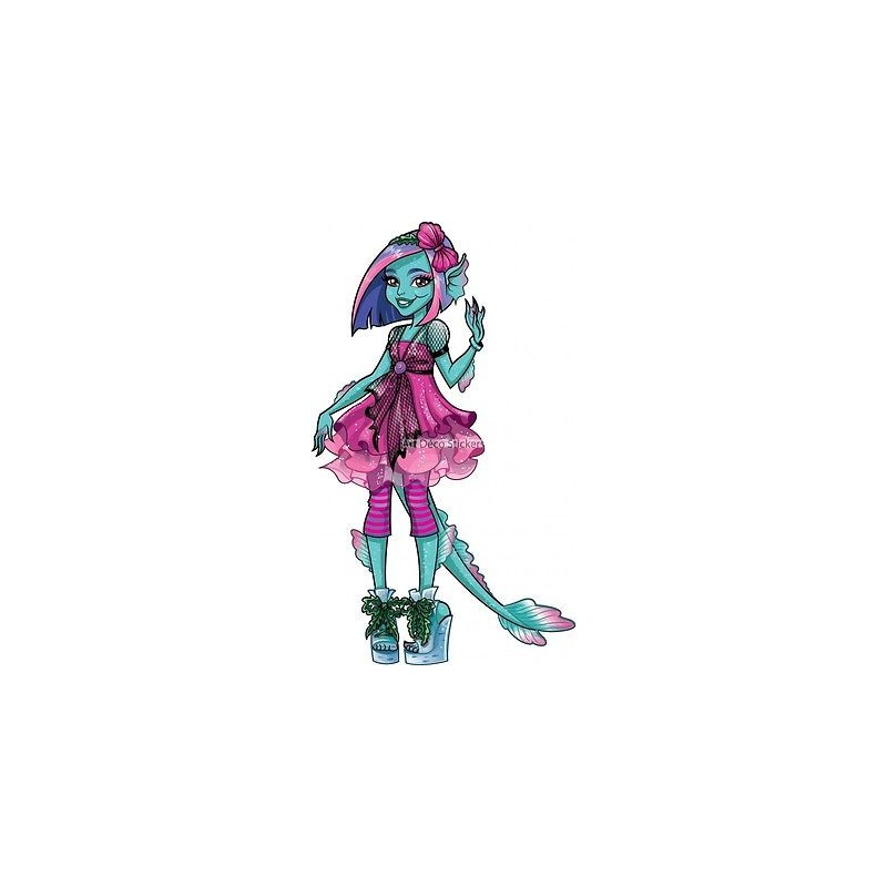 Sticker monster high 8881 stickers muraux enfant for Stickers monster high pour chambre