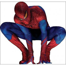 Sticker enfant Spiderman réf 3760