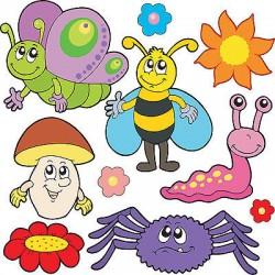 Stickers kit enfant planche de stickers Enfant réf 3691