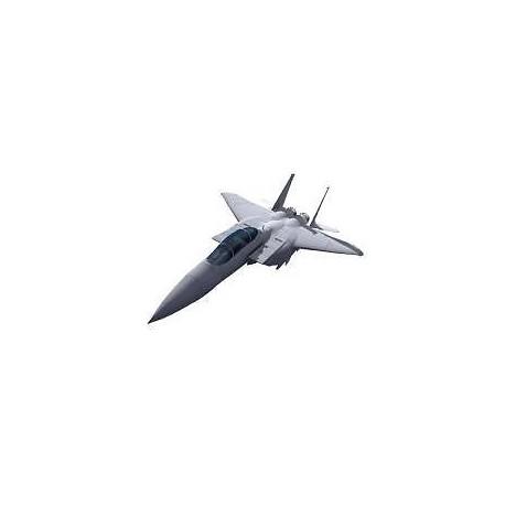 Sticker avion de chasse F15 30x21cm