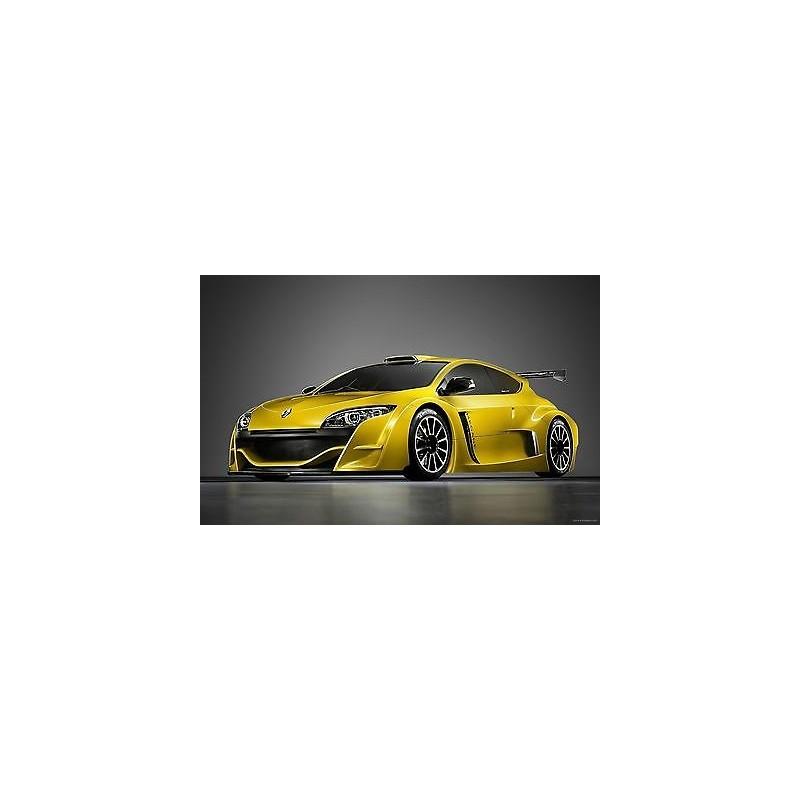 sticker autocollant auto voiture renault megane trophy. Black Bedroom Furniture Sets. Home Design Ideas