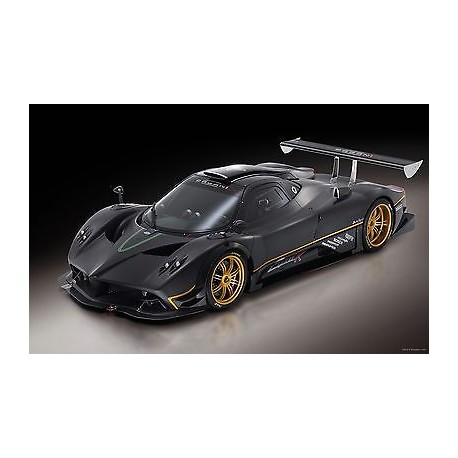 sticker autocollant auto voiture pagani zonda r a244 stickers muraux enfant. Black Bedroom Furniture Sets. Home Design Ideas