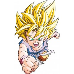 Stickers Dragon Ball Z DBZ