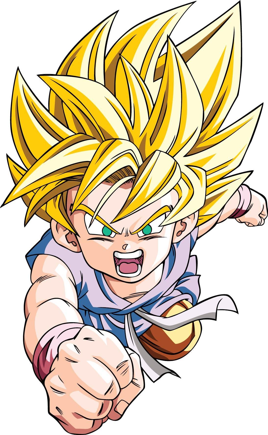 Stickers Dragon Ball Z Dbz Stickers Muraux Enfant