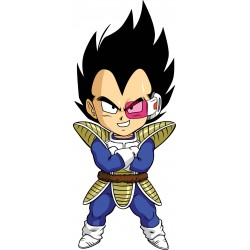 Stickers Dragon Ball Z DBZ 15124