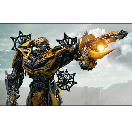 Sticker Autocollant Transformers réf 15146