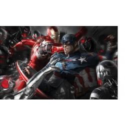 Sticker Autocollant Avengers réf 15156
