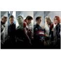 Sticker Autocollant Avengers réf 15160