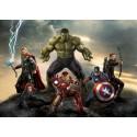 Stickers muraux géant Avengers 15162