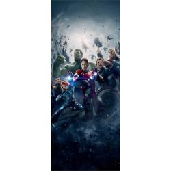 Stickers porte Avengers réf 15176