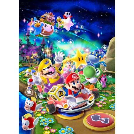 Stickers enfant géant Mario 15195
