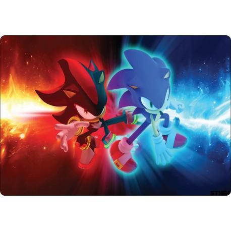 Stickers PC ordinateur portable Sonic réf 16212