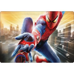 Stickers PC ordinateur portable Spiderman réf 16233