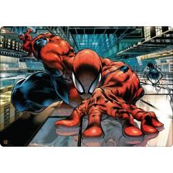 Stickers PC ordinateur portable Spiderman réf 16234