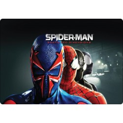 Stickers PC ordinateur portable Spiderman réf 16236