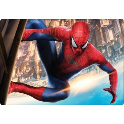 Stickers PC ordinateur portable Spidermanréf 16254
