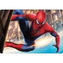 Stickers PC ordinateur portable Spiderman réf 16254