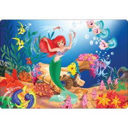 Stickers PC ordinateur portable La petite sirene réf 16264