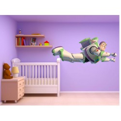 Stickers muraux enfant Toy Story réf 15215